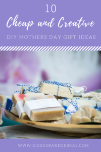 DIY, Mother's Day Gifts, Gift Ideas, Gift Ideas for Mom, Creative Gifts, Cheap Gifts
