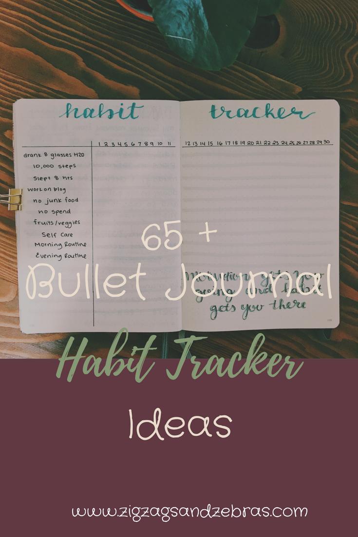 habit tracker ideas, bullet journal habit tracker, bullet journal collection, monthly layout