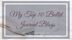 Bullet Journal Blogs, Bullet Journal Inspiration, Printables, Planning Ideas