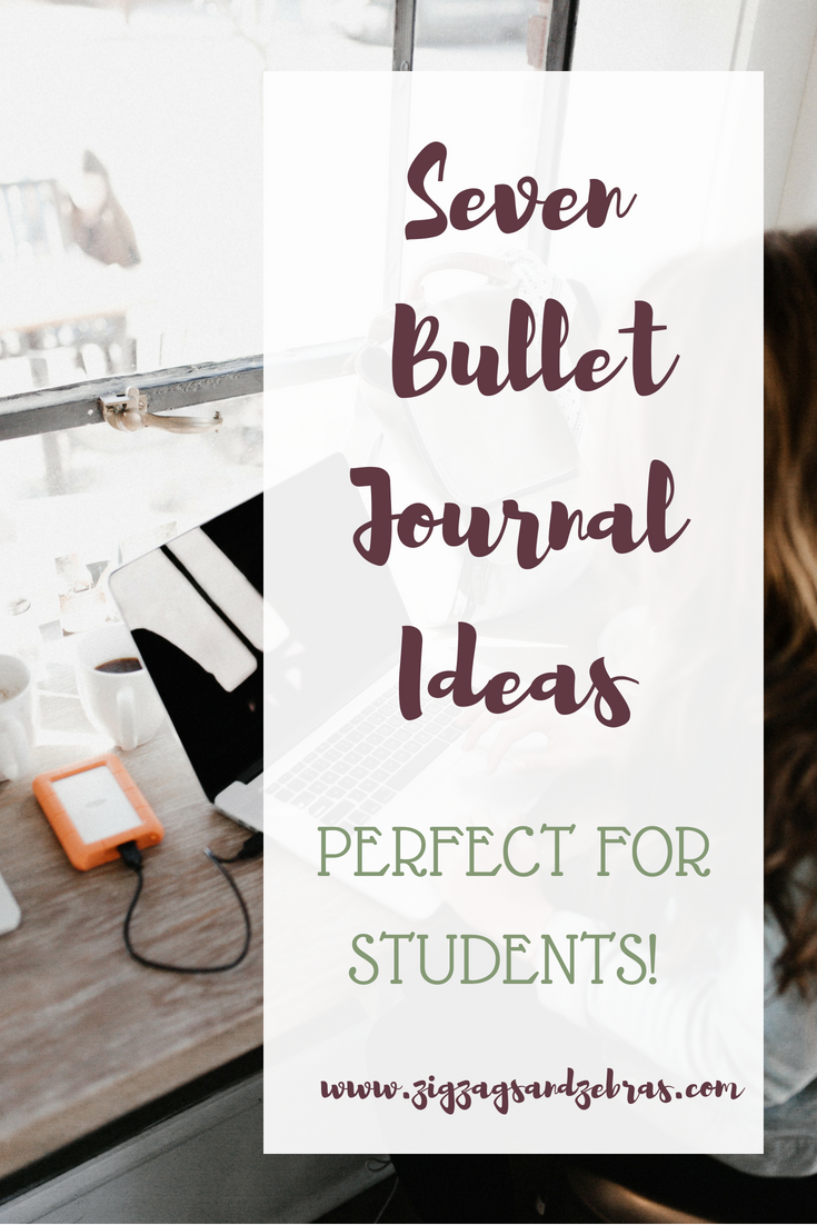 BULLET JOURNAL IDEAS FOR STUDENTS   bullet journal student layouts, university bullet journal, study tracker