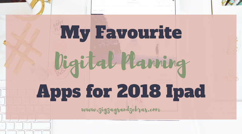 DIGITAL PLANNING APPS | Digital Bullet Journal, iPad Planning, iPad Apps, Goodnotes, Digital Planner