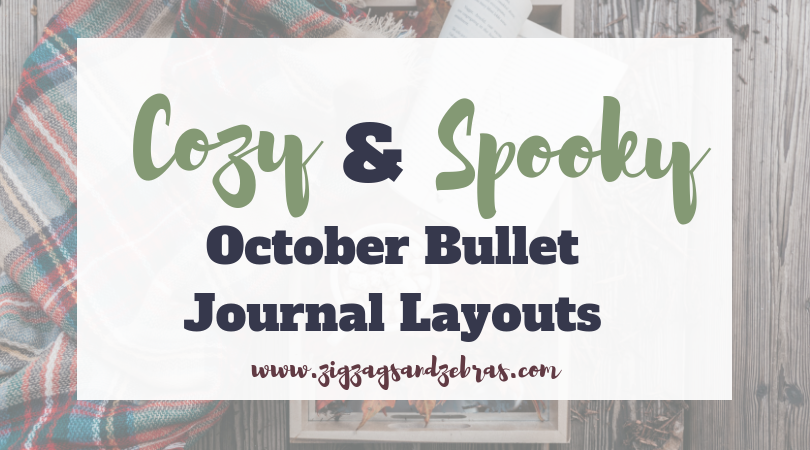 | OCTOBER BULLET JOURNAL LAYOUTS | October Bullet Journal Inspiration, Halloween Bullet Journal, October Theme, Plan With Me, Planner Inspiration