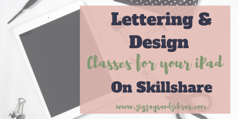 The Best Skillshare Procreate Classes for Lettering & Design