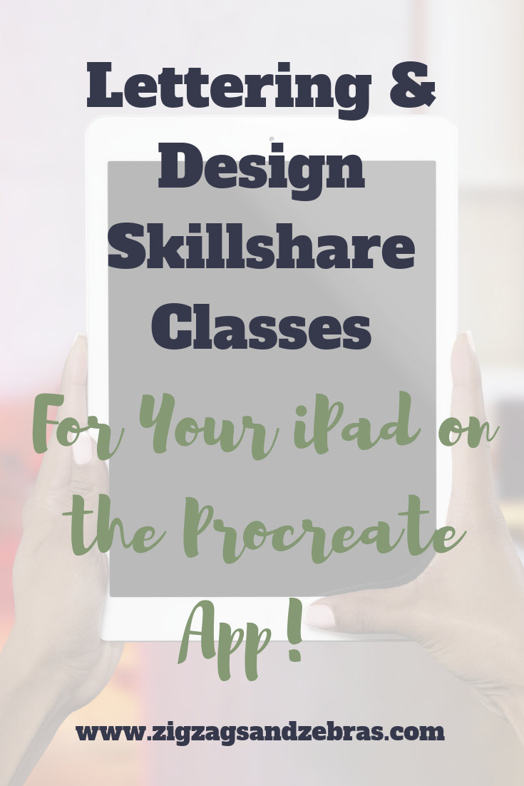 The Best Skillshare Procreate Classes for Lettering and Design
