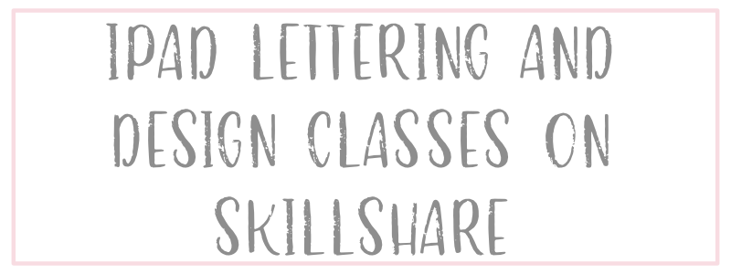 The Best Skillshare Procreate Classes for Lettering & Design