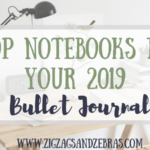| TOP BULLET JOURNAL NOTEBOOKS FOR 2019 | Bullet Journal Notebooks, Leuchtturm1917 Dotted Notebook, Best Dot Grid Notebook, Bullet Journal Supplies, 2019 Bullet Journal