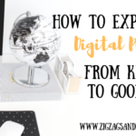 How to export a digital planner from Keynote, importing digital planner to goodnotes, how to make a digital planner, iPad planner, digital bullet journal #digitalplanner #digibujo