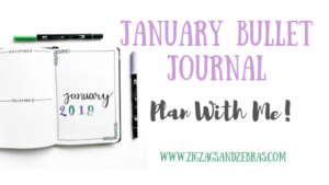JANUARY BULLET JOURNAL MONTHLY SETUP, Goal Setting Techinques, New Years Resolutions that Stick, Bullet Journal Setup, Monthly Spread, Budget Tracker, Bullet Journal Budget, Bullet Journal Weekly Spread