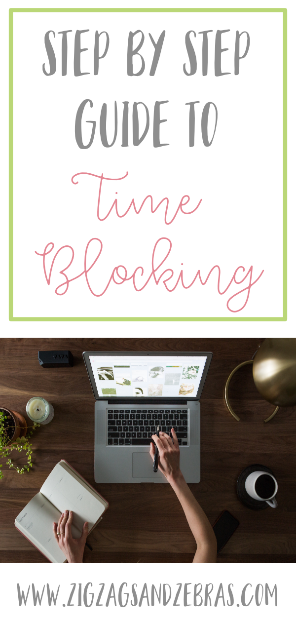 COMPLETE GUIDE TO TIME BLOCKING! Master your to-do list, and increase productivity, with this guide to time blocking. Plus Ultimate Time Blocking Guide & Workbook. #timeblocking #timemanagement #productivitytips